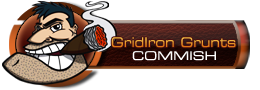 By Popular Demand Gridiron Grunts Dynasty League 2 - last post by Gridiron Grunts